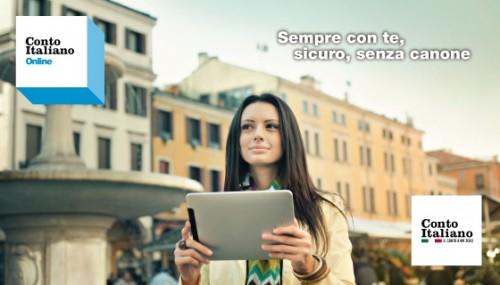 Conto Italiano Online MPS