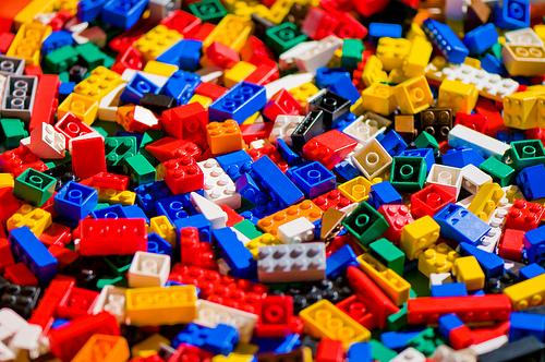 Lavorare Lego