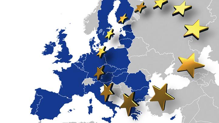 Lavorare Unione Europea