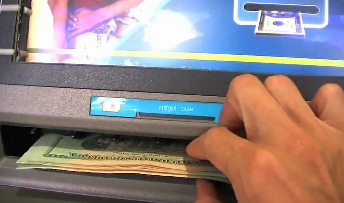 Prelievo bancomat gratuito