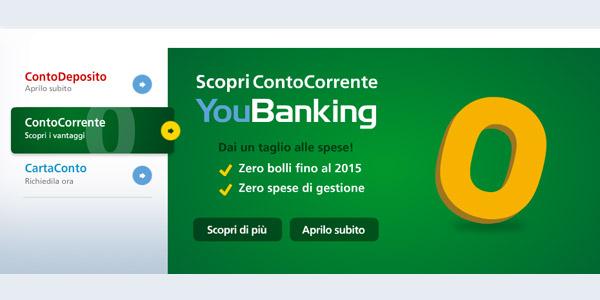 Conto Corrente YouBanking