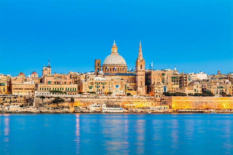 Malta voli low cost estate