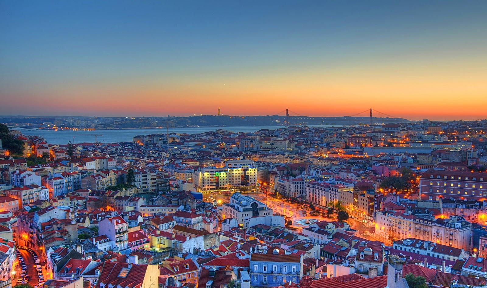 Lisbona voli