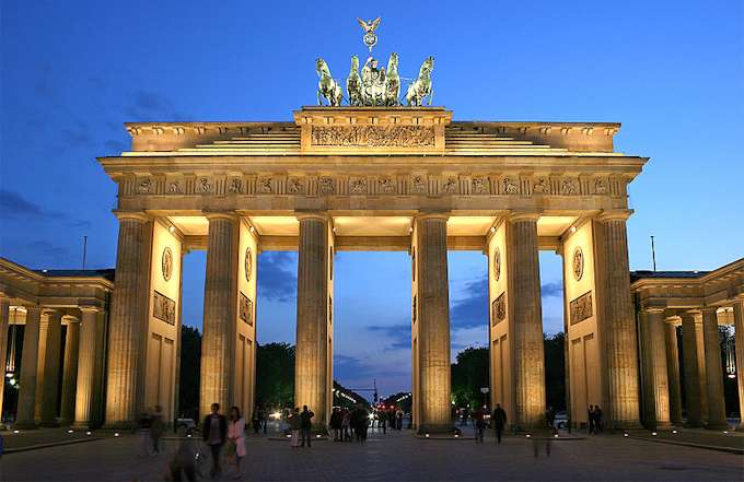 Voli low cost Berlino
