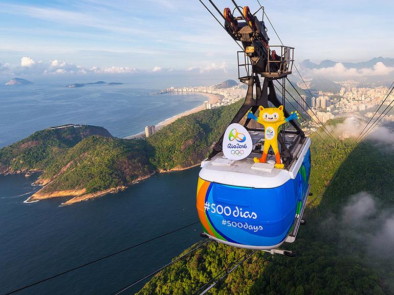 Biglietti Olimpiadi Rio 2016