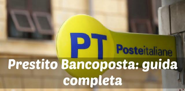 Prestito BancoPosta Consolidamento