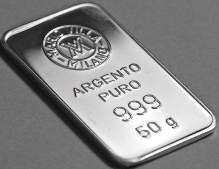 293382fdbf Quotazione Argento Usato Oggi 2019: prezzo in tempo reale al grammo -  24Economia
