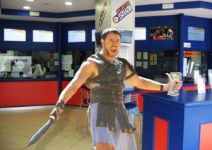 Il Vero Gladiatore Delle Scommesse
