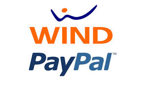 Ricarica Wind PayPal