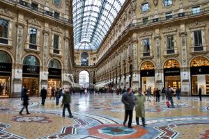 Milano saldi invernali