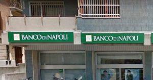 Conto corrente Banco di Napoli