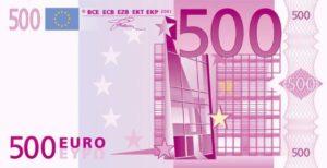 Guadagnare 500 euro al mese