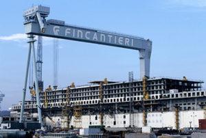 Azioni Fincantieri