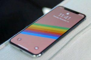 Risparmiare batteria iPhone X