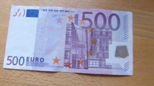 Vivere con 500 euro al mese