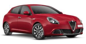 Alfa Romeo Giulietta Offerte