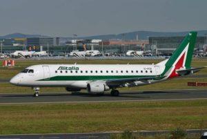 Alitalia assicurazione
