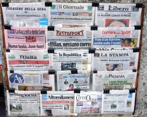Quotidiani italiani gratis online PDF