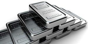 Quotazione platino al grammo