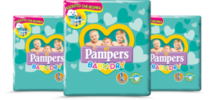 Offerte pannolini Pampers
