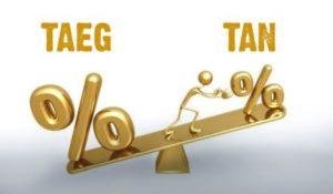 Calcolo TAN e TAEG